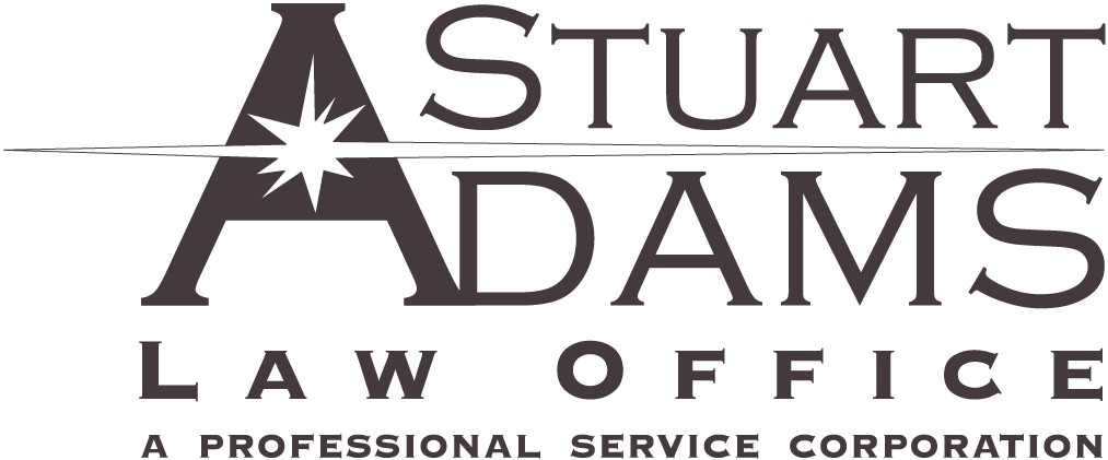 Stuart Adams Law Office, a Professional Service Corporation